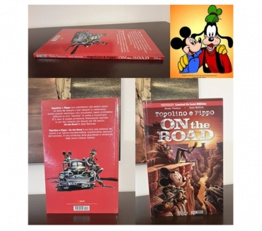 Foto di Vivastreet.it Topolino e Pippo ON the ROAD,Disney PANINI COMICS 28102015