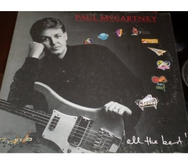 Foto di Vivastreet.it PAUL McCARTNEY - All The Best ! - 2 x LP 33 giri 1987 EMI