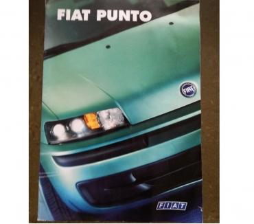 Foto di Vivastreet.it DEPLIANT FIAT PUNTO II