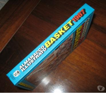 Foto di Vivastreet.it Almanacco illustraro Panini Basket 1987