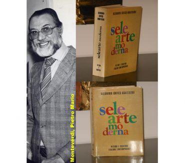 Foto di Vivastreet.it DIZIONARIO CRITICO seleartemoderna, Mario Monteverdi, 1^ Ed.