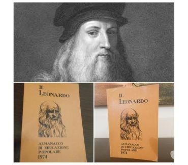 Foto di Vivastreet.it IL LEONARDO, ALMANACCO DI EDUCAZIONE POPOLARE 1974, AA.vv.