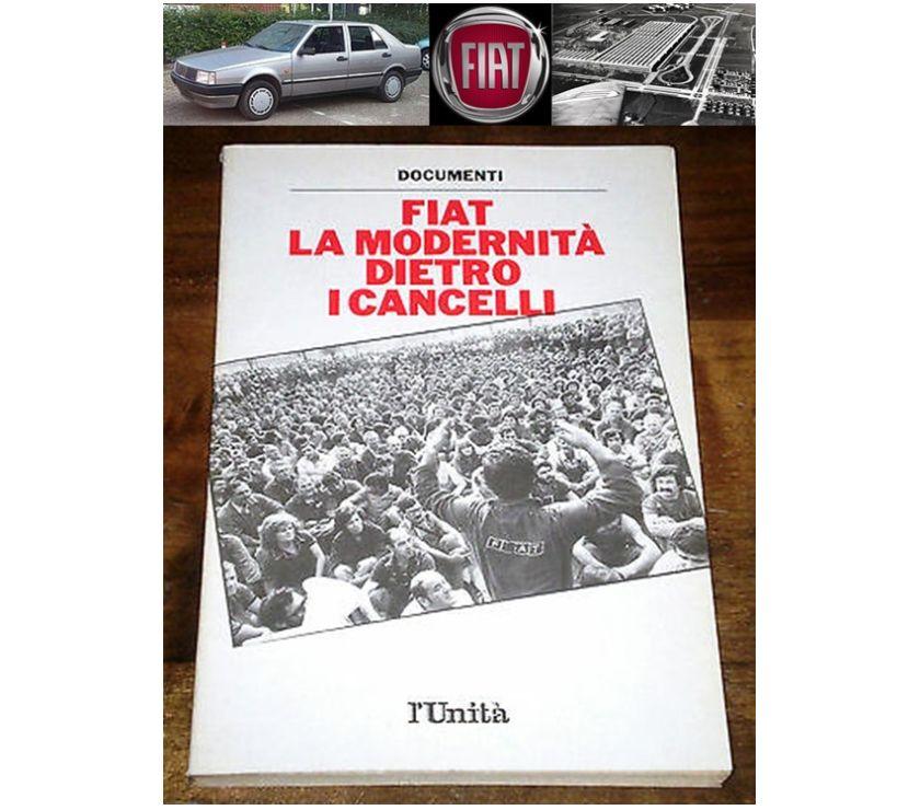 Foto di Vivastreet.it FIAT LA MODERNITA' DIETRO I CANCELLI, Carlo Ricchini, 1989.