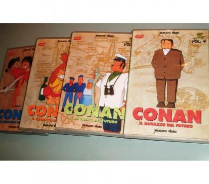 Foto di Vivastreet.it Conan il ragazzo del futuro in dvd