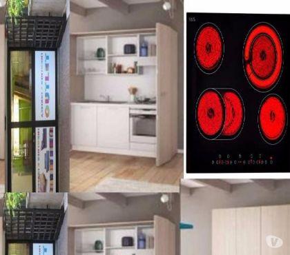 Foto di Vivastreet.it Cucina monoblocco L. 139,4184,4 cm+ p. c. VETROCERAMICA
