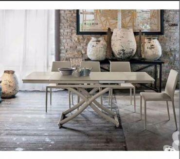 Foto di Vivastreet.it TAVOLINO TRASFORMABILE A ROMA Dione Plus-tavolini