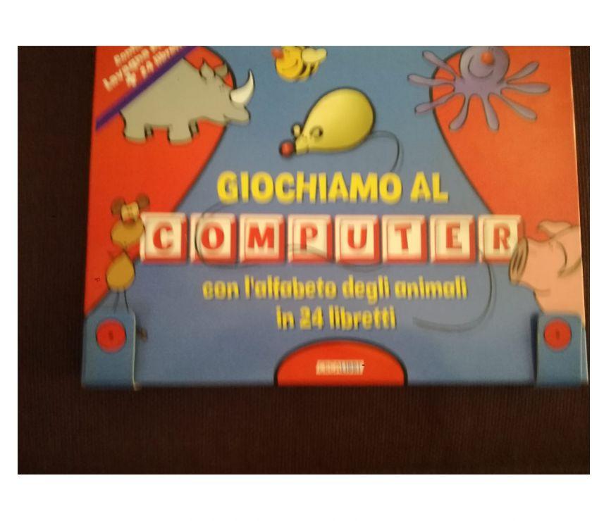 articoli per bambini e giocattoli Milano e provincia Triuggio - Foto di Vivastreet.it Giochiamo al computer con l'alfabeto degli animali