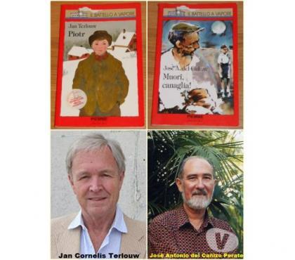 Foto di Vivastreet.it IL BATTELLO A VAPORE, Muori, canaglia! e Piotr. prime ediz.