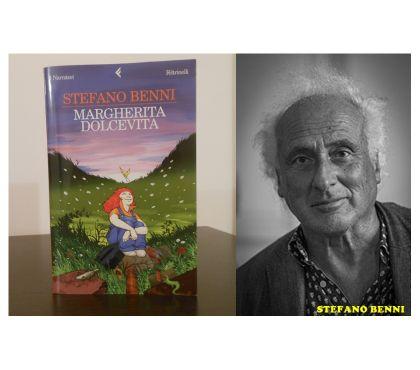 Foto di Vivastreet.it Margherita dolcevita, Stefano Benni, Feltrinelli 2005.