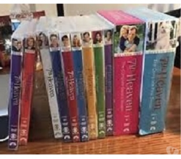 Foto di Vivastreet.it DVD ORIGINALI SERIE TV SETTIMO CIELO completa 11 STAGIONI