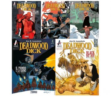 Foto di Vivastreet.it Deadwood Dick, S. BONELLI EDITORE, dal n° 1 al n° 5, 2018.