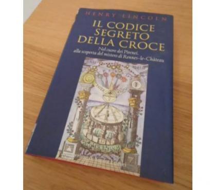 Foto di Vivastreet.it Il codice segreto della croce, H. Lincoln, SPERLING 2000.