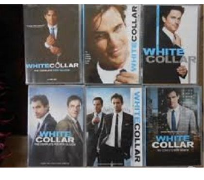 Foto di Vivastreet.it Dvd originali serie tv WHITE COLLAR 6 stagioni