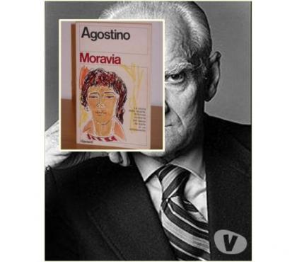 Foto di Vivastreet.it Agostino, Alberto Moravia, 1^ Ediz. 1974.