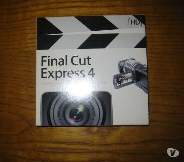 Foto di Vivastreet.it Programma per Mac Final cut express 4 nuovo.