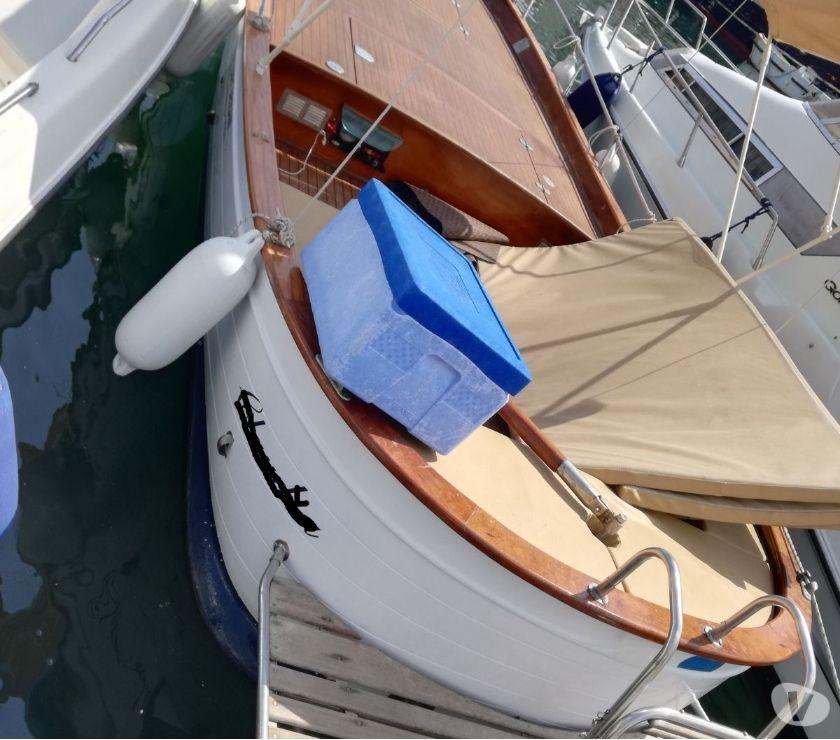 gozzo gozzi mania usati privati Bacoli - Barche usate ...