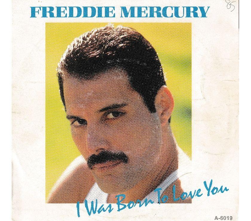 compact disc dvd e videogames Palermo e provincia Palermo - Foto di Vivastreet.it FREDDIE MERCURY (Queen) I Was Born To Love You - 7 45 giri