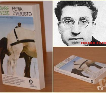 Foto di Vivastreet.it FERIA D'AGOSTO, CESARE PAVESE, OSCAR MONDADORI N. 353, 1974.