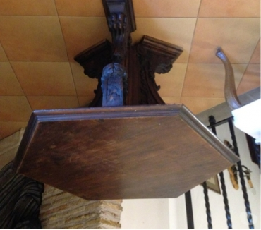 Foto di Vivastreet.it antico tavolino ottagonale da caffè neorinascimento