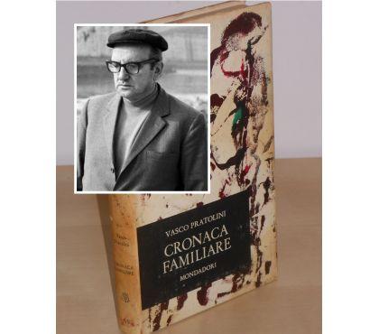 Foto di Vivastreet.it CRONACA FAMILIARE, VASCO PRATOLINI, A. Mondadori 1962.