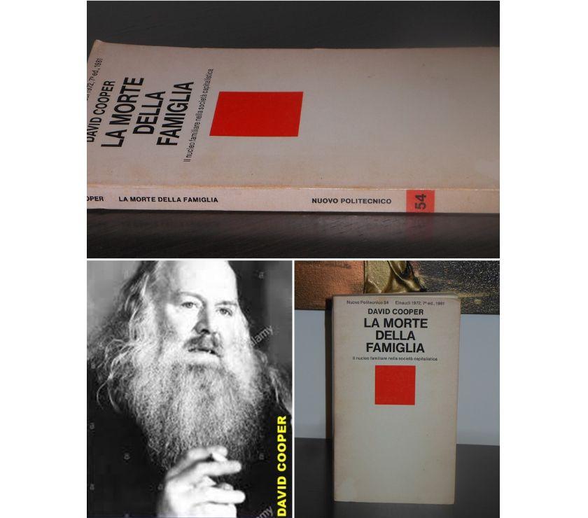 Foto di Vivastreet.it LA MORTE DELLA FAMIGLIA, DAVID COOPER, Einaudi 1981.