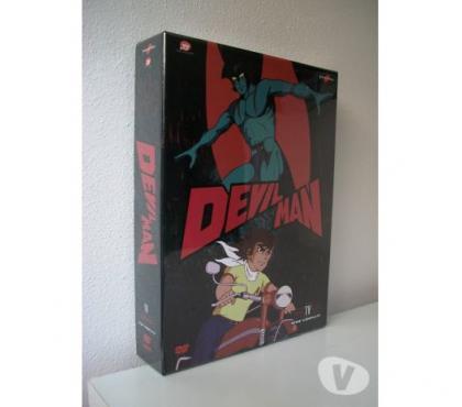 Foto di Vivastreet.it Devilman edizione deluxe serie tv completa 8 dvd
