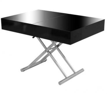 Foto di Vivastreet.it Tavolino trasformabile smart 01 nero-tavolini a roma