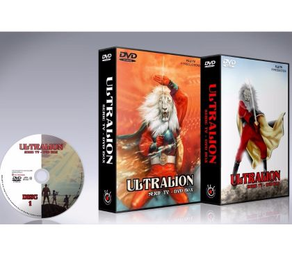 Foto di Vivastreet.it Ultralion serie completa in box dvd