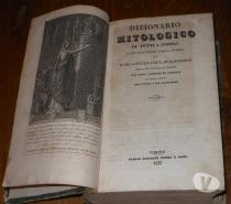 Foto di Vivastreet.it Dizionario Mitologico di tutti i popoli, L. Cappello conte