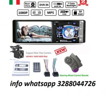 Foto di Vivastreet.it Autoradio bluetooth auto lettore mp5 mp3