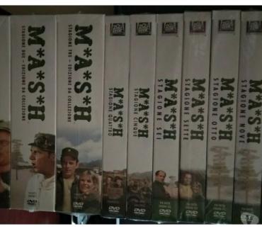 Foto di Vivastreet.it DVD ORIGINALI SERIE TV M*A*S*H (MASH) completa 10 STAGIONI
