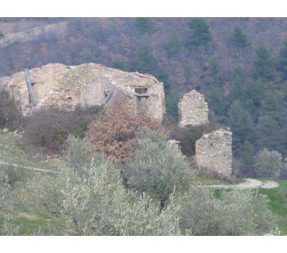 Foto di Vivastreet.it Rif. 507 panoramico rudere con 42 ettari