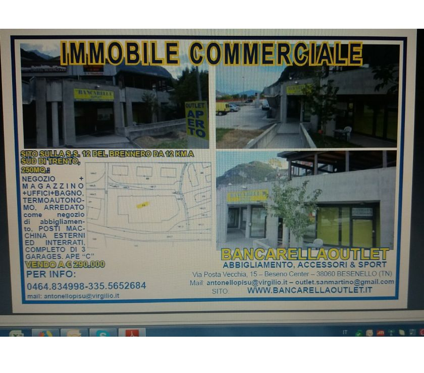 Foto di Vivastreet.it Immobile commerciale