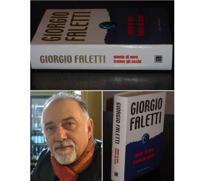 Foto di Vivastreet.it NIENTE DI VERO TRANNE GLI OCCHI,GIORGIO FALETTI, 1^ Ed. 2004