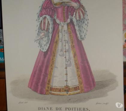 Foto di Vivastreet.it Stampe vintage di dame francesi