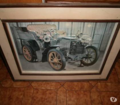 Foto di Vivastreet.it quadro auto d'epoca anni 1910