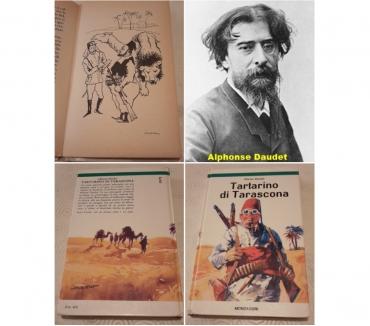 Foto di Vivastreet.it Tartarino di Tarascona, Alfonso Daudet,Mondadori 1^ Ed. 1965