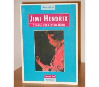 Foto di Vivastreet.it Jimi Hendrix Storia vera d'un mito, 1^ edizione 1997.
