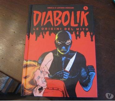 Foto di Vivastreet.it Diabolik - Collana le origini del mito - N° 1