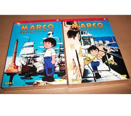 Foto di Vivastreet.it Marco dagli appennini alle Ande serie completa in 2 box dvd