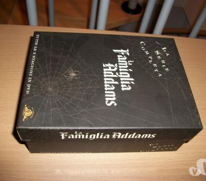 Foto di Vivastreet.it La Famiglia Addams tutte le 3 serie complete in dvd