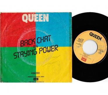 Foto di Vivastreet.it QUEEN - Back Chat - '7 45 giri 1982 EMI Italy