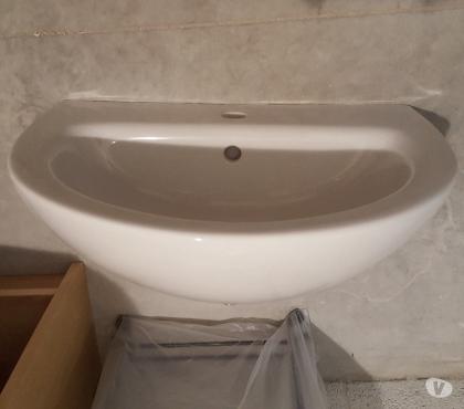 Foto di Vivastreet.it Lavandino lavabo bagno ceramica bianco (sanitari)