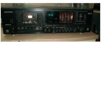 Foto di Vivastreet.it Grunding cnf350 stereo deck player lettore registr cassette