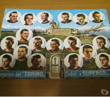 Foto di Vivastreet.it Cartolina Grande Torino - Superga