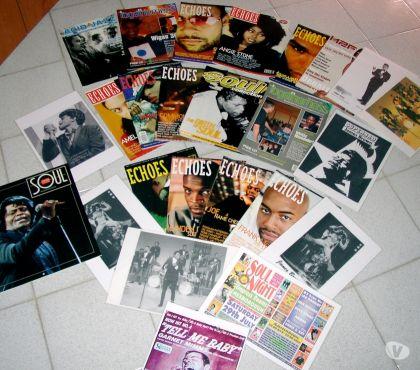 Foto di Vivastreet.it lotto riviste musicali inglesi anni 90 echoes togetherness .