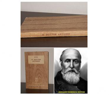Foto di Vivastreet.it IL DOTTOR ANTONIO, G. RUFFINI, l'ulivo N. 1, BIBL. SALANI.
