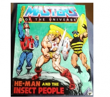 Foto di Vivastreet.it Fumetto Masters - He-Man and the insect people
