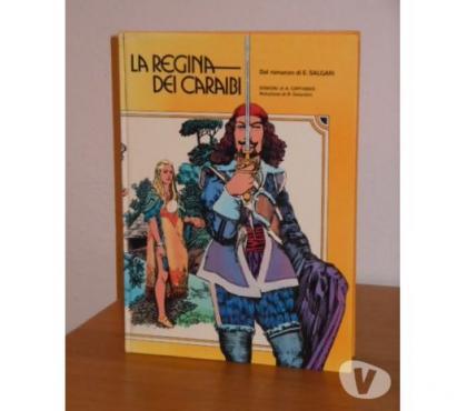 Foto di Vivastreet.it LA REGINA DEI CARAIBI, R. Gelardini, Illustr. Aldo Capitanio