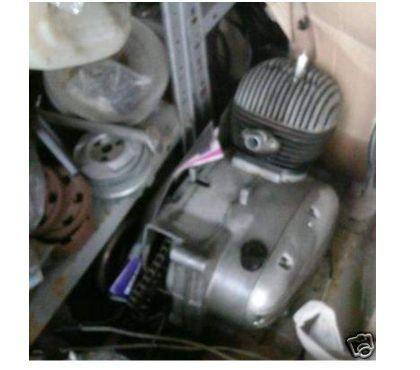 Foto di Vivastreet.it Blocco benelli 125 miscela appena rodato - motor engine